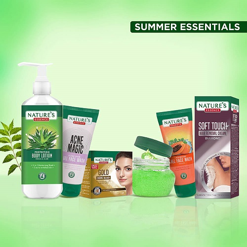 Summer Essentials Beauty Products