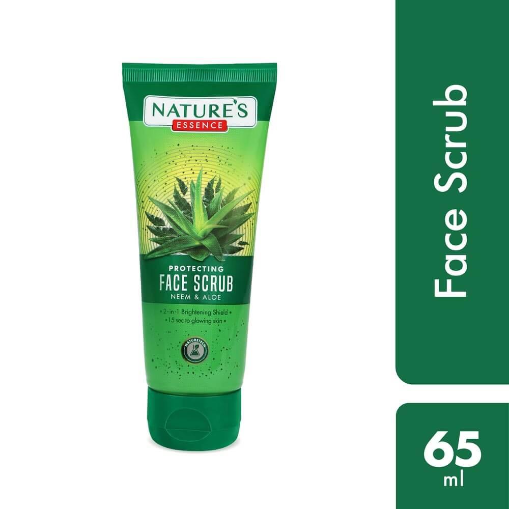 Protecting Neem & Aloe Face Scrub