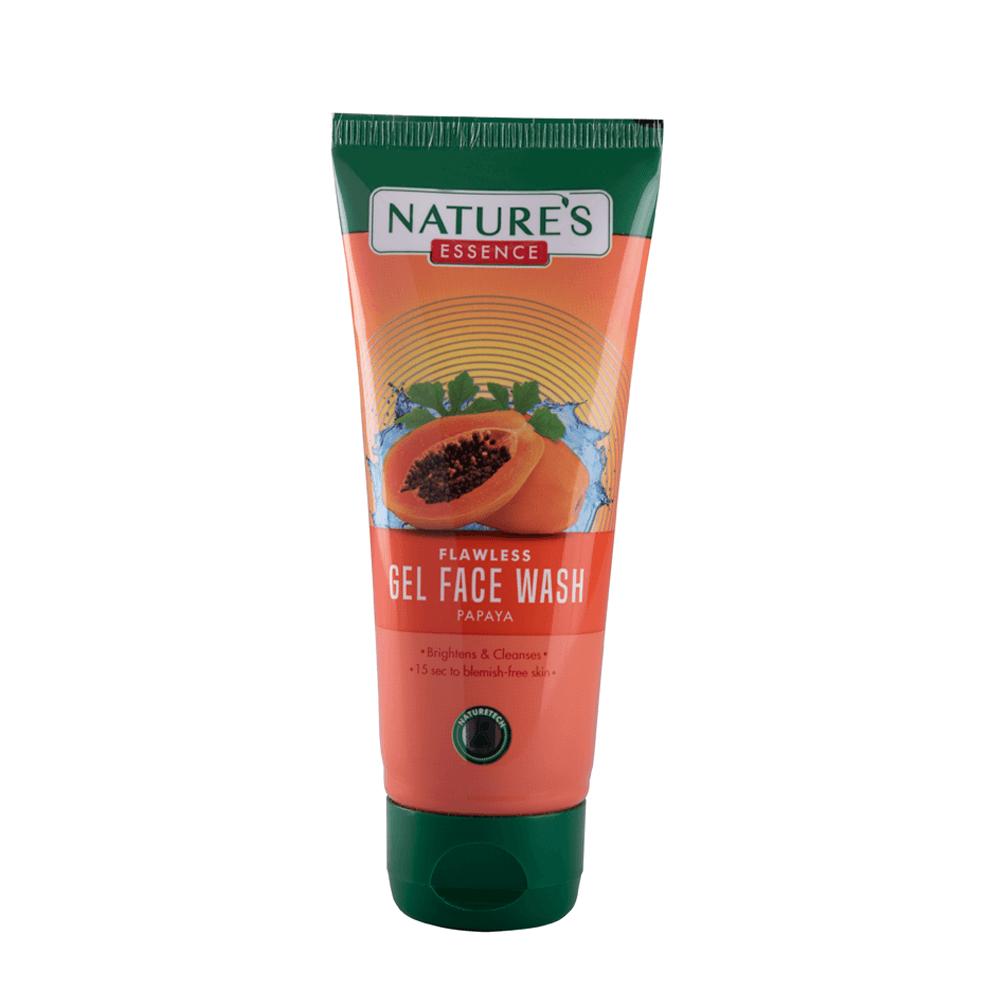 Flawless Gel Face Wash Papaya 65ml
