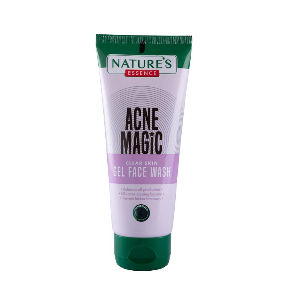 Acne Magic Clear Skin Gel Face Wash