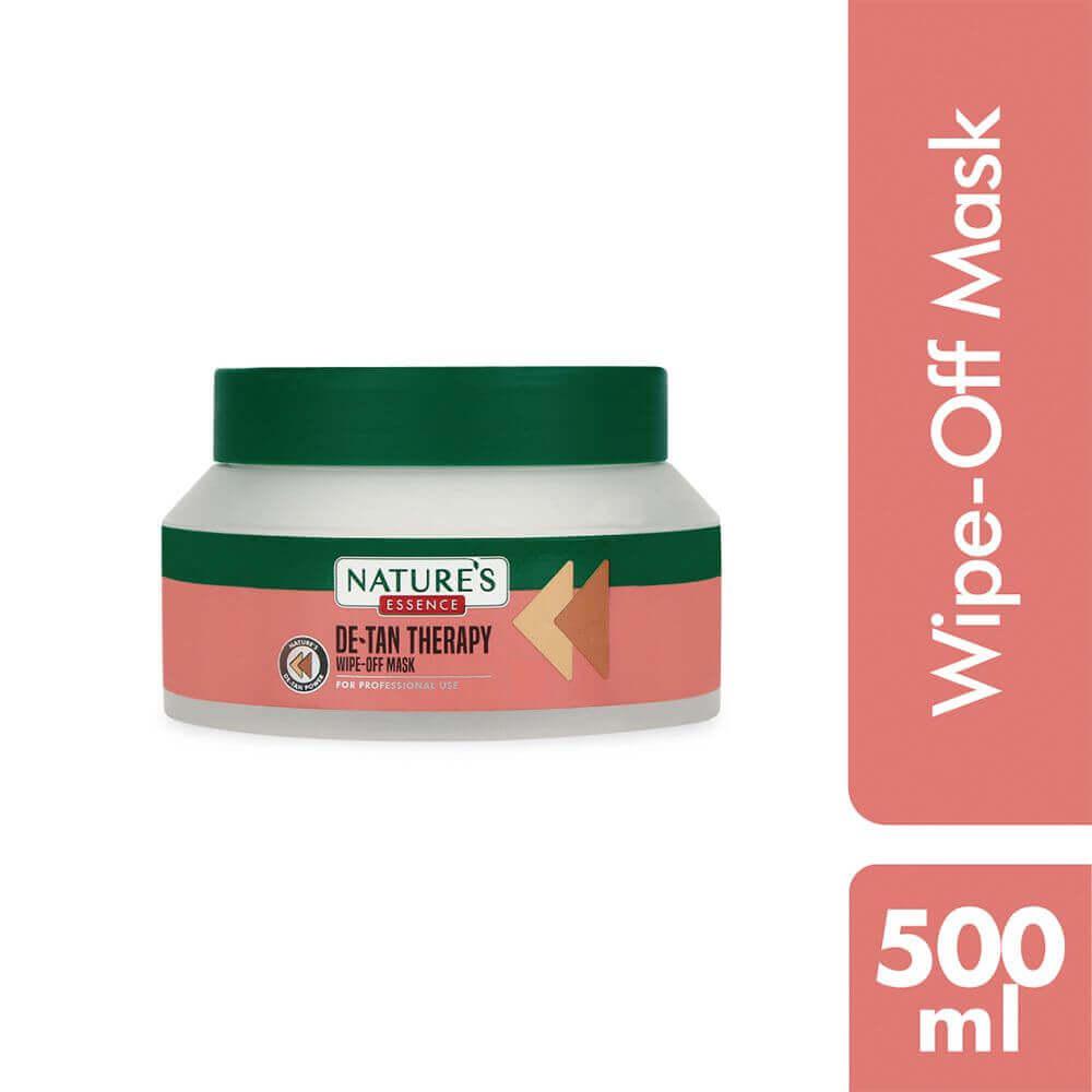 Detan Therapy wipeoff mask, 500ml