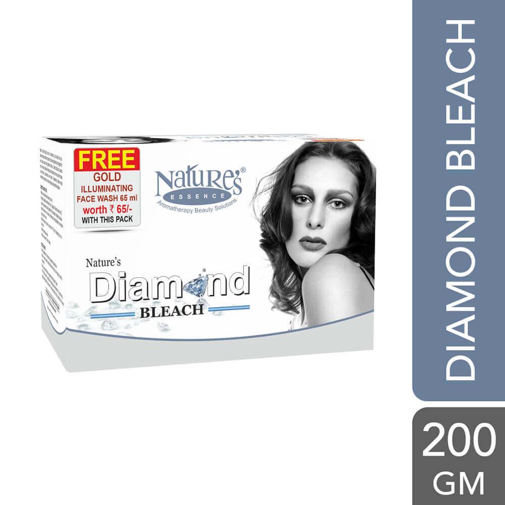Diamond Bleach (with Gold Face Wash 65ml)