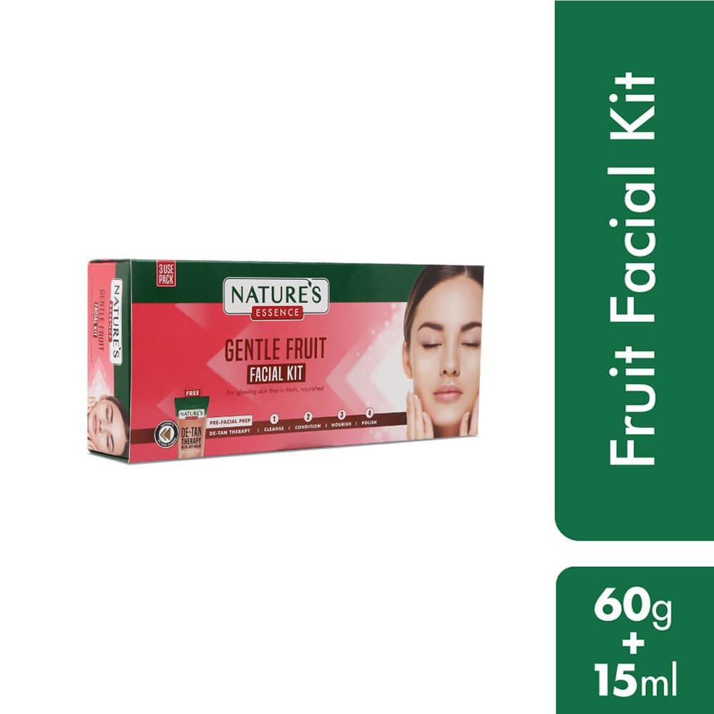 Gentle Fruit Facial Kit