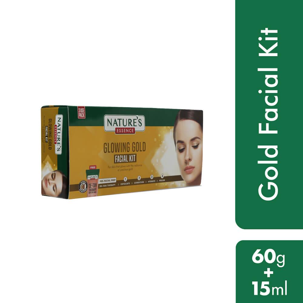 Gold Facial Kit 1