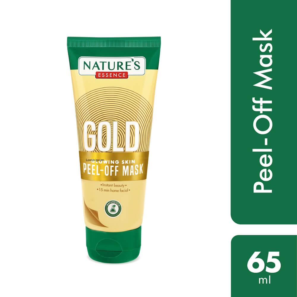 Gold PeelOff Mask