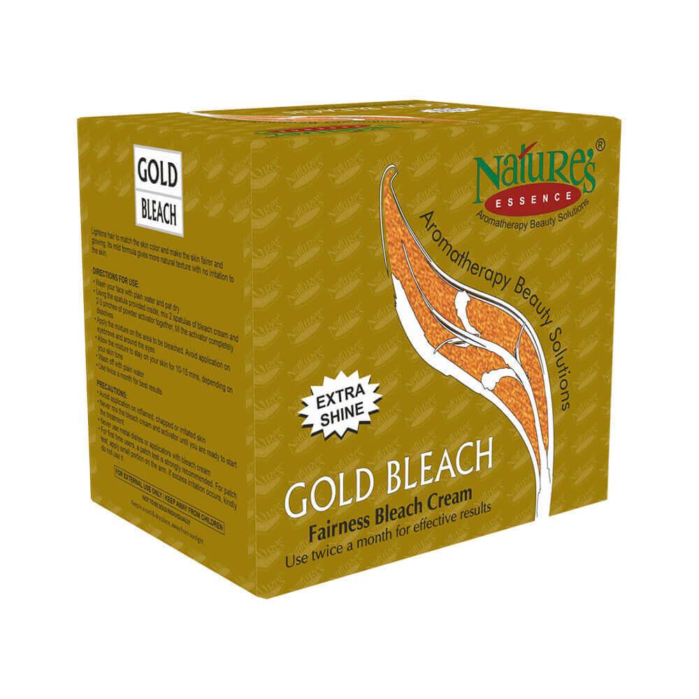 Gold Bleach