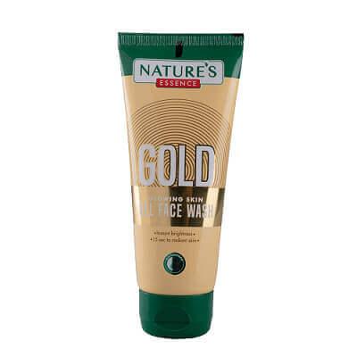 Gold Glowing Skin Gel Face Wash