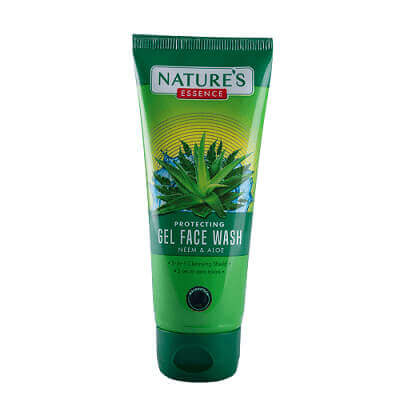 Protecting Gel Face Wash Neem & Aloe