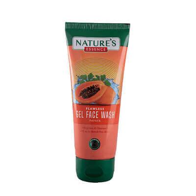 Flawless Gel Face Wash Papaya