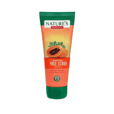 Flawless Papaya Face Scrub