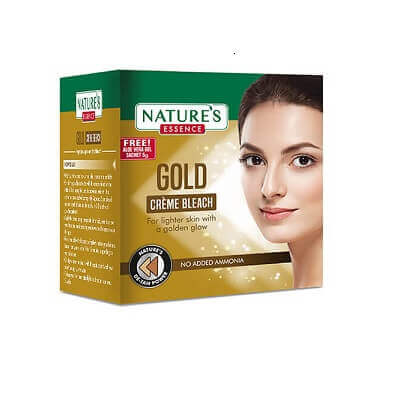 Gold Bleach (with Aloevera Gel 5g)