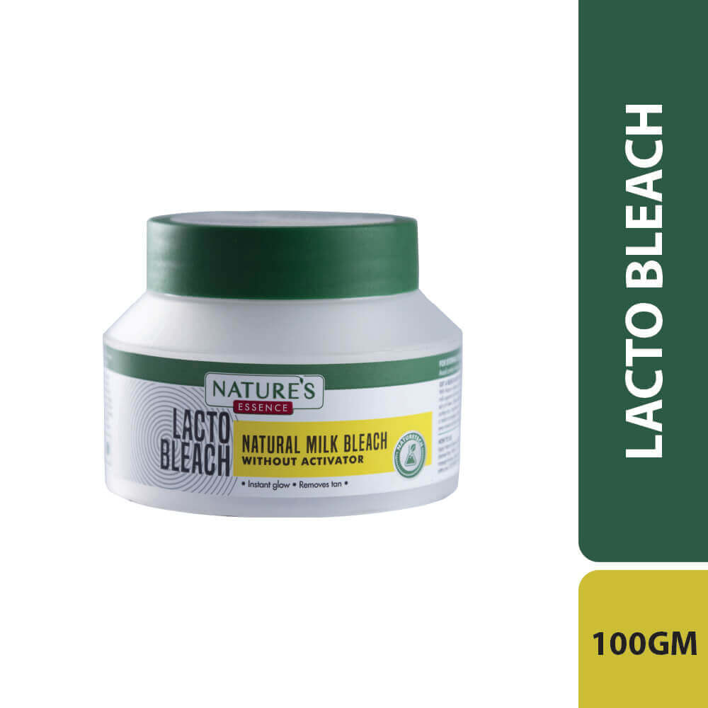 Lacto Bleach Natural Milk Bleach Without Activator