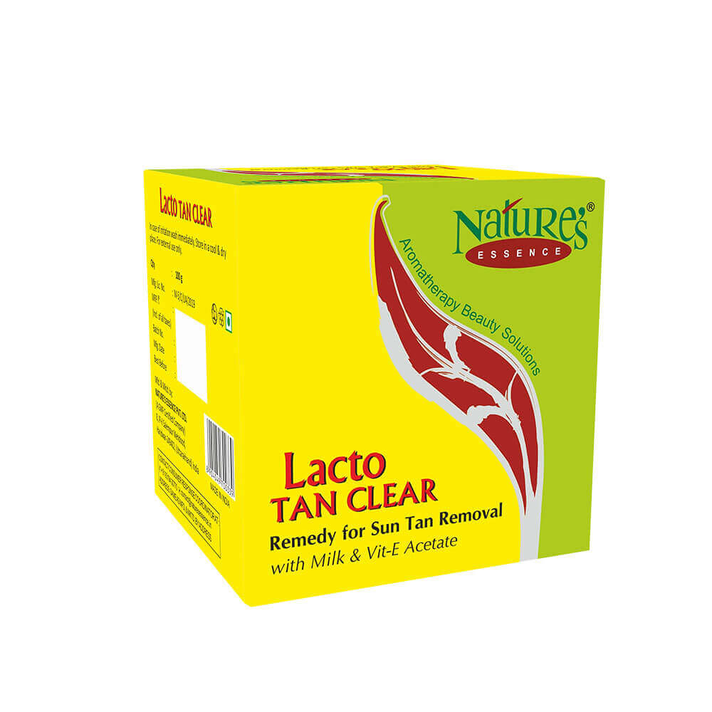 Lacto Tan Clear Face Cream