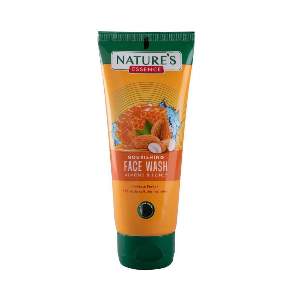 Nourishing Face Wash Almond & Honey