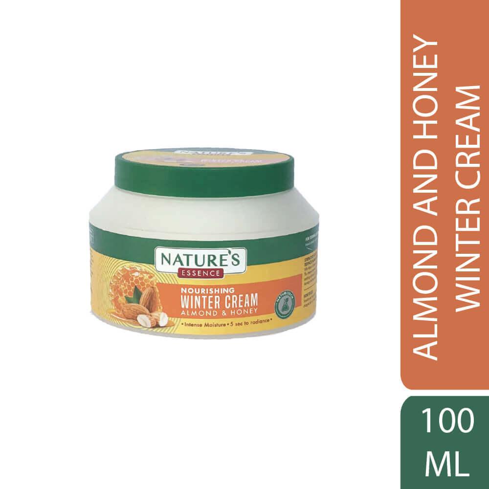 Nourishing Winter Cream Almond & Honey, 100ml