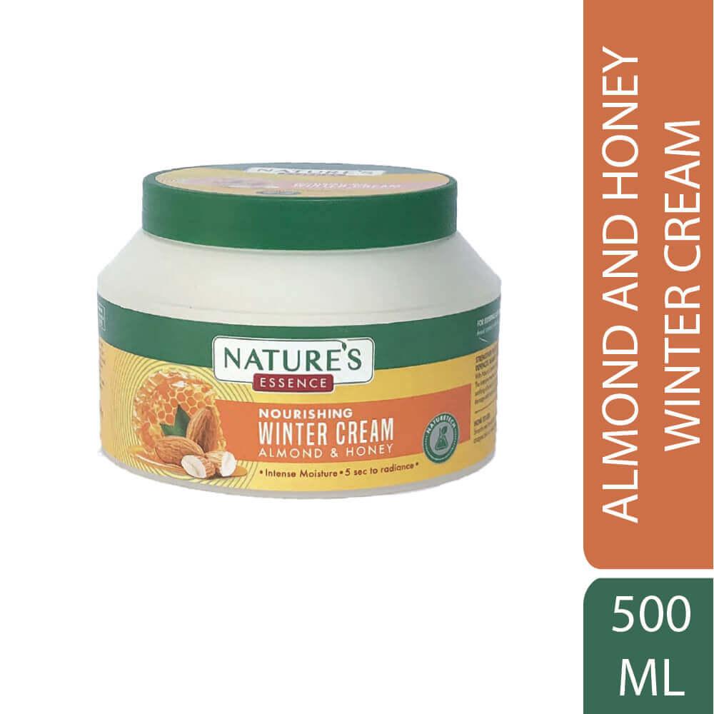 Nourishing Winter Cream Almond & Honey, 500ml