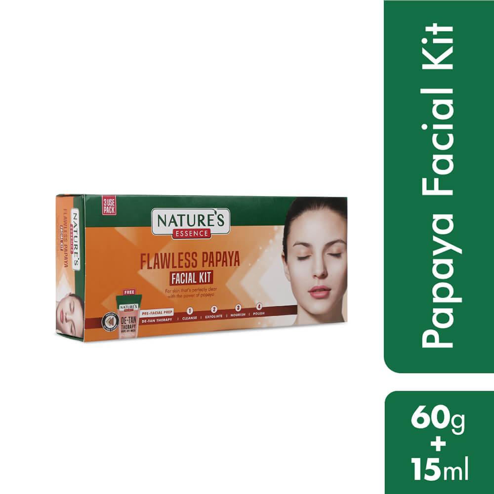 Flawless Papaya Facial Kit