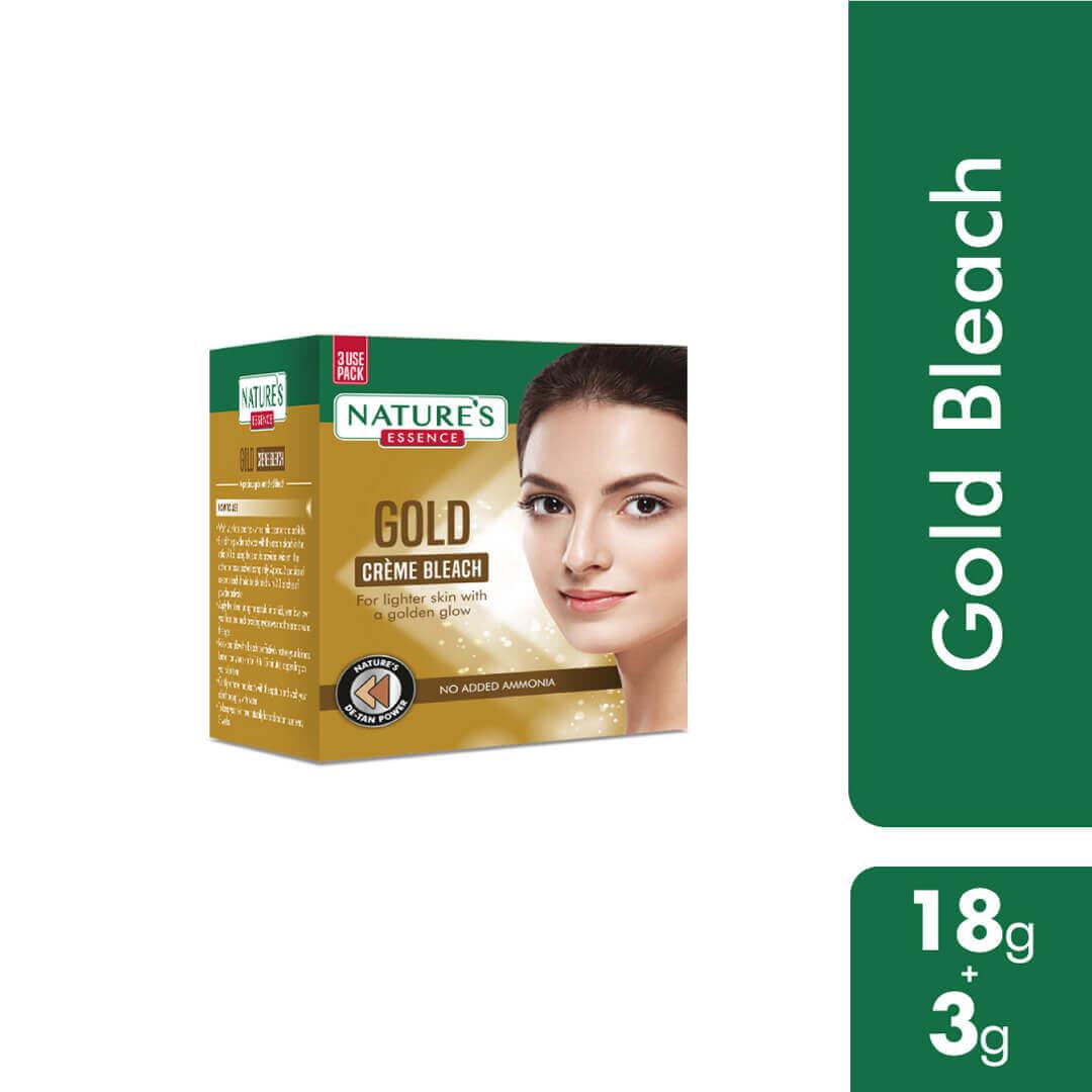 Gold Creme Bleach