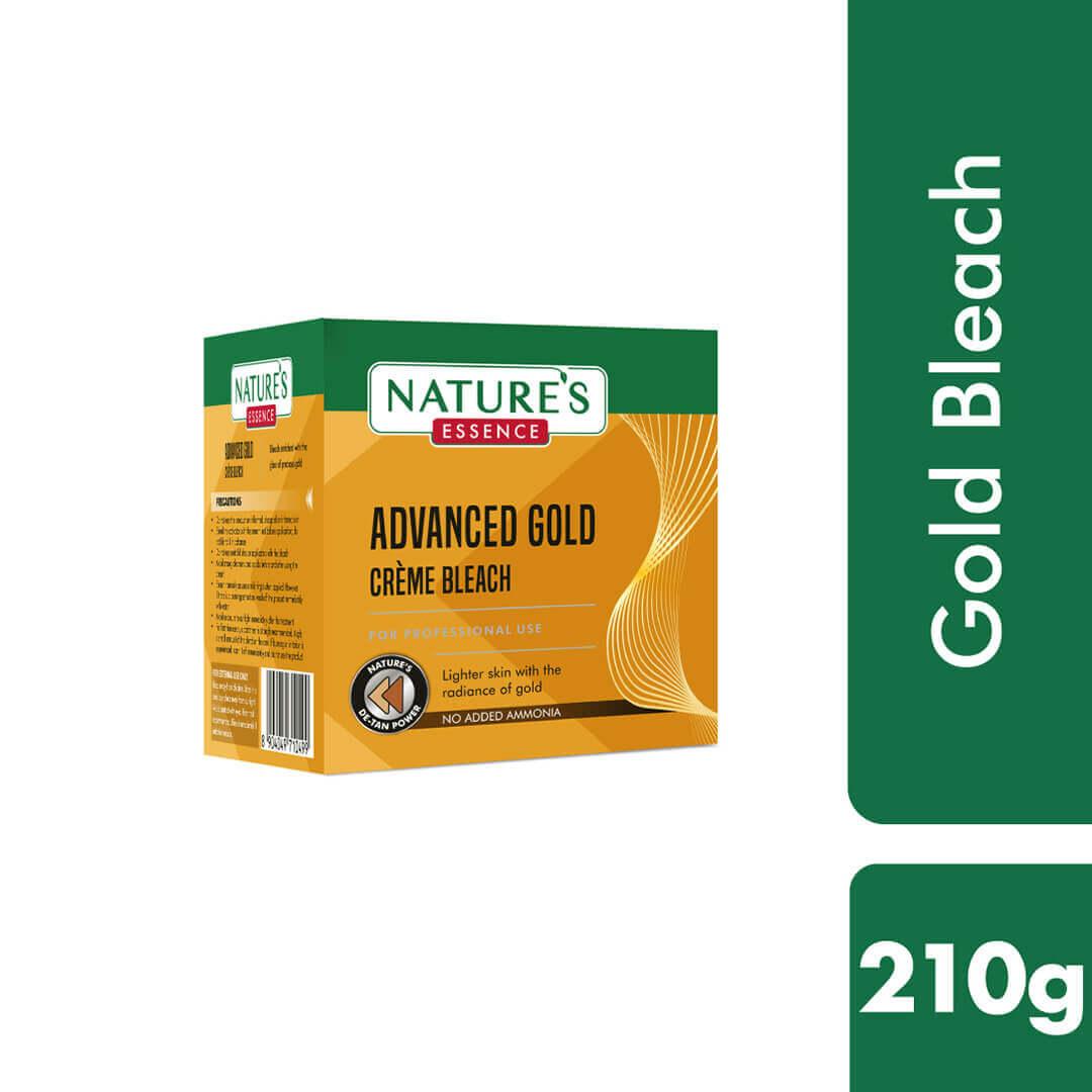 Advanced Gold Creme Bleach, 210gm