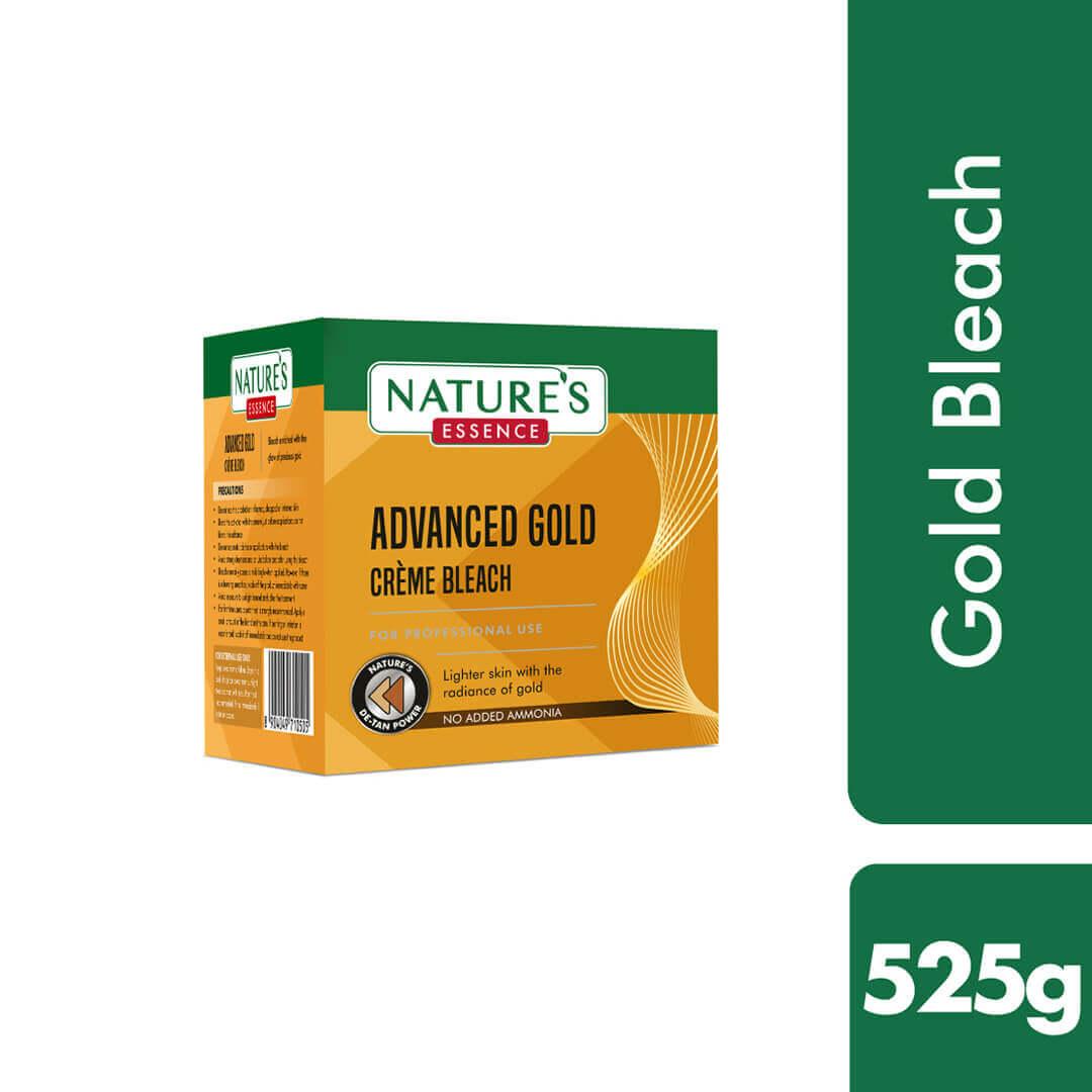 Advanced Gold Creme Bleach, 525gm