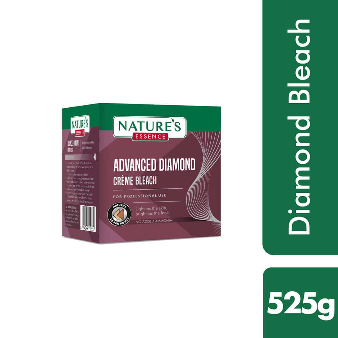 Advanced Diamond Creme Bleach, 525gm