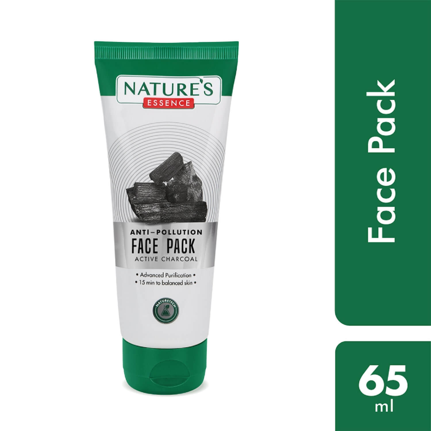 Active Charcoal Face Pack
